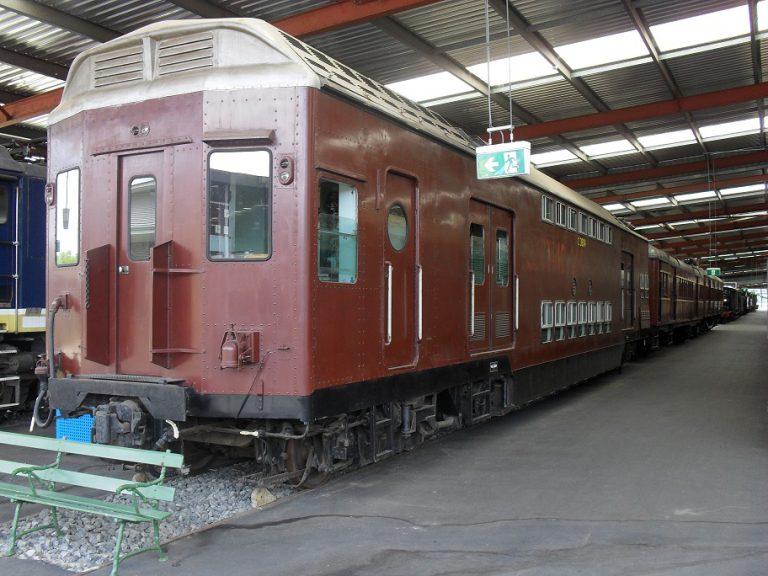 Tullochs – Double Decker Trains