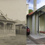 4 Ada Street, then and now