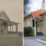 6 Ada Street, then and now
