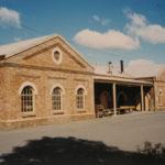 Australian Gas Light Company Mortlake blacksmith