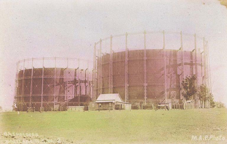 Mortlake in the 1890s