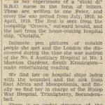 Australian Women's Weekly book review, 15 July 1933.
