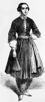 Amelia Bloomer-1855