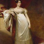 Portrait Princess Augusta of Hesse-Kassel (1797-1889)