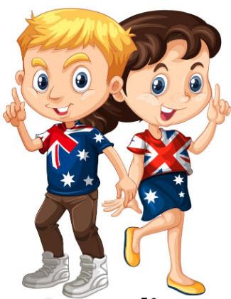 I'm a Dinky Die Aussie