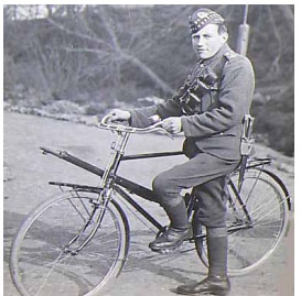 The Bicycle Goes to War