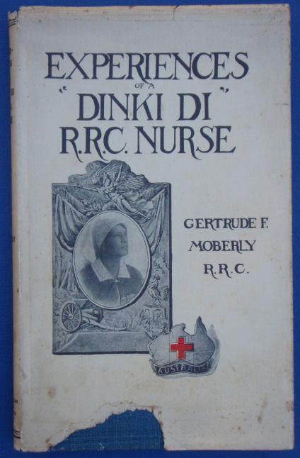 Experiences of a 'Dinki Di' R.R.C. Nurse