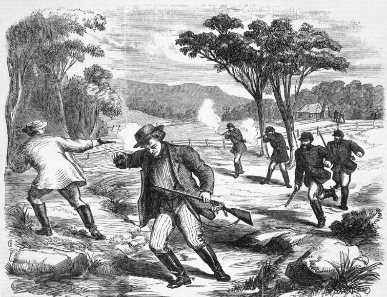 Bushranging in Australia
