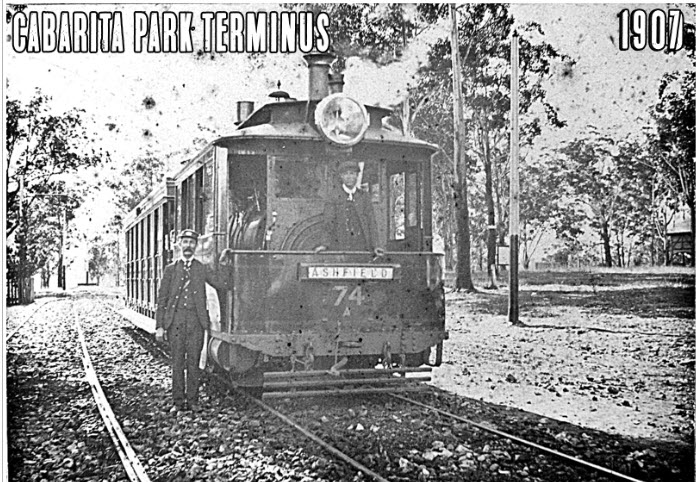 The Enfield Tramline