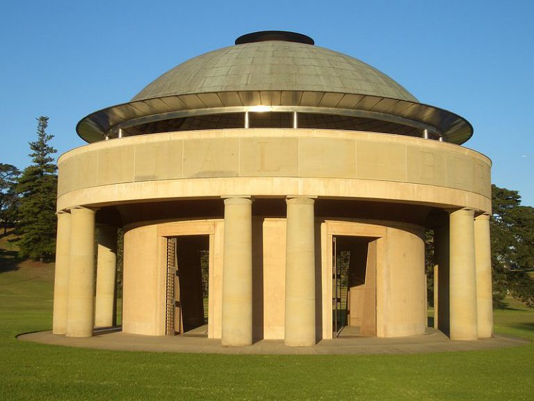 Federation Pavilion in Centennial Park