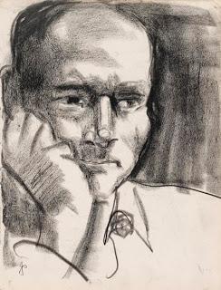 de Mestre self-portrait