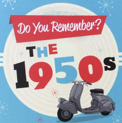 Remembering 1950's Australia