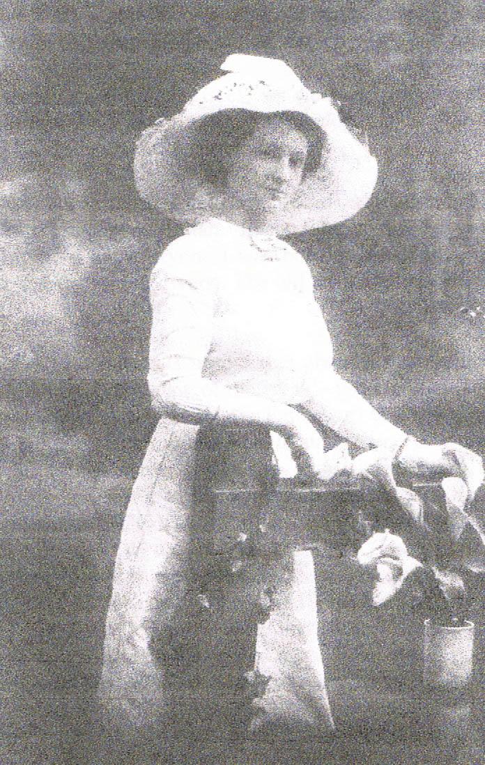 Story of a maid at Yaralla 1908