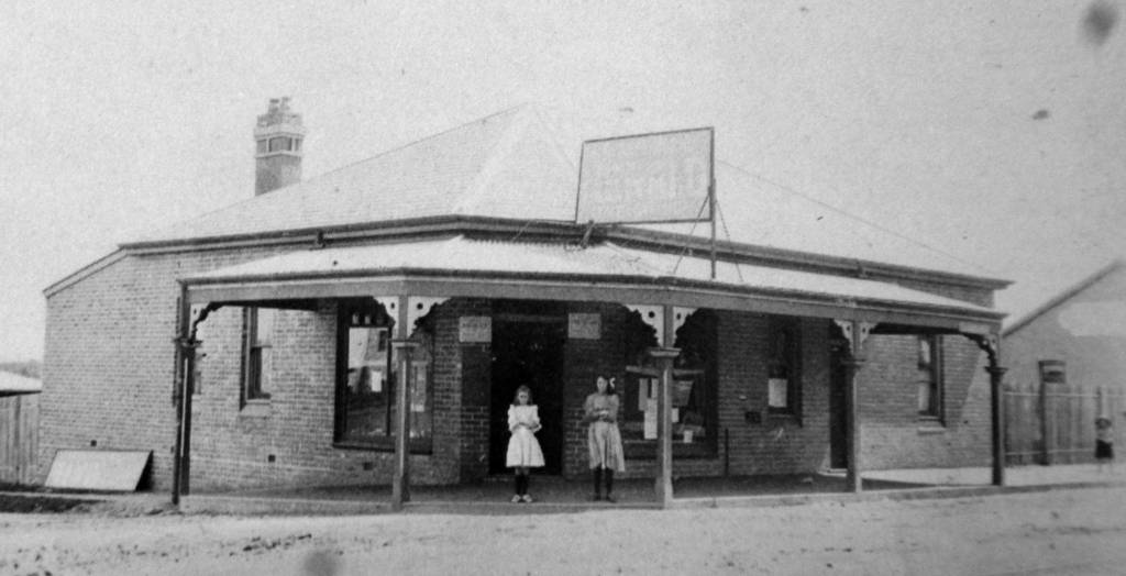 Early Post Office