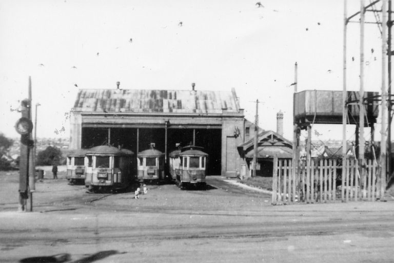 Enfield to Mortlake Tramway