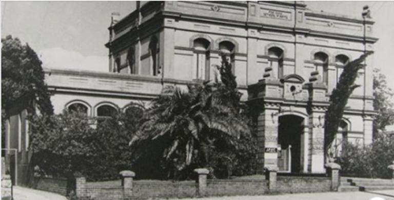 Five Dock – 1888
