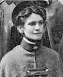 Gertrude Frances Moberly, RCC