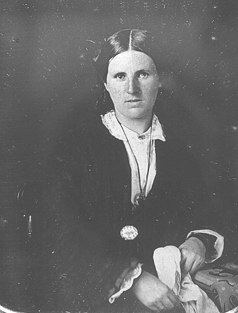 Jane Steel Walker, nee Hart (1832-1870)