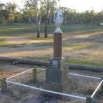 Johnny Mullagh Monument