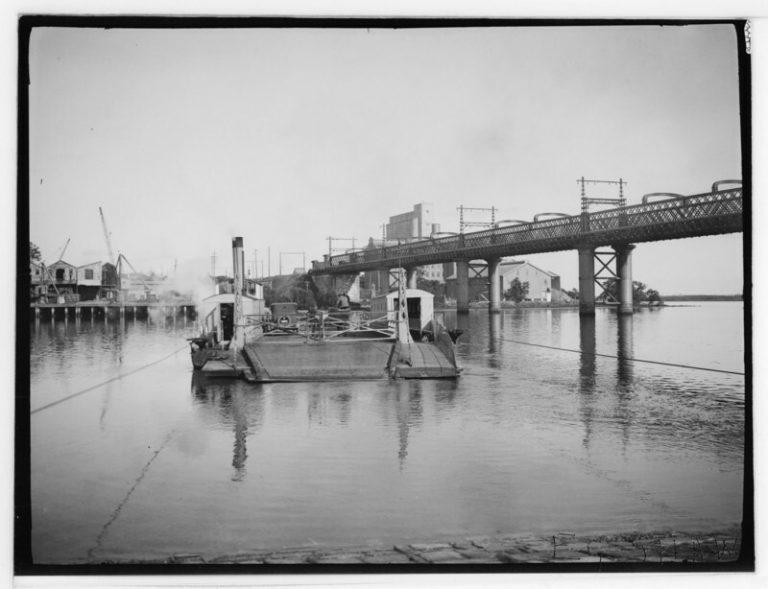 The Ryde Bridges