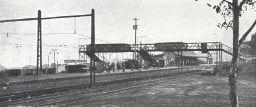Origins of North Strathfield Station