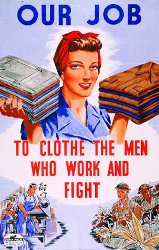 The Changing Role of Women in Wartime