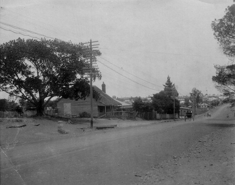 The Parramatta Road