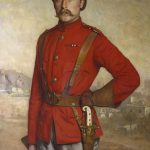 Portrait of Prince Arthur, Duke of Connaught and Strathearn