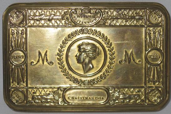 Princess Mary's Christmas Gift, 1914
