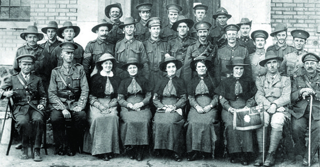 Lest We Forget . . . The Salvos