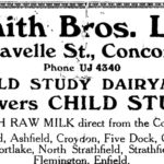 Smiths Dairy Ad