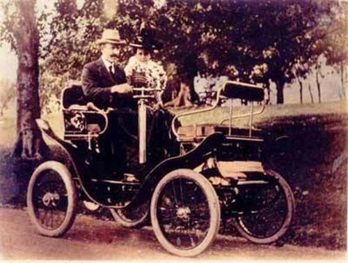 Sydney's First Car