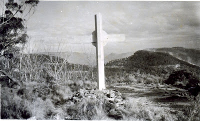 The White Cross at Mount York