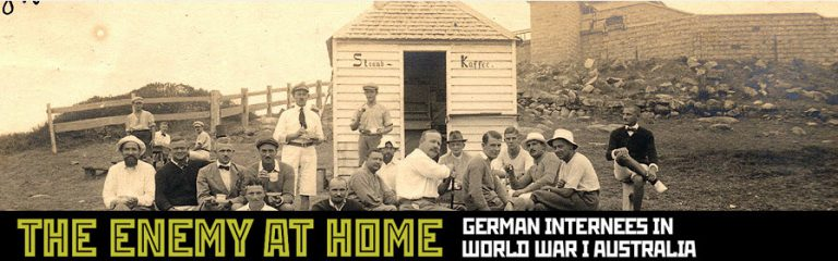 World War I and the German Australian Community