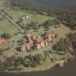 Thomas Walker Convalescent Hospital Rivendell (aerial-view)