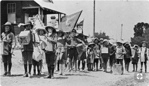Celebrating the Armistice