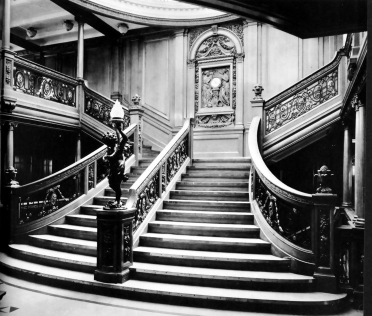 Titanic: Inside the grandest ship of all