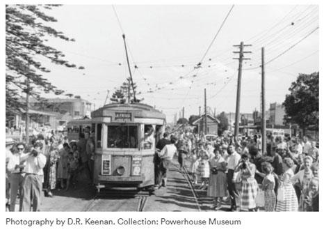 Sydney's Last Trams