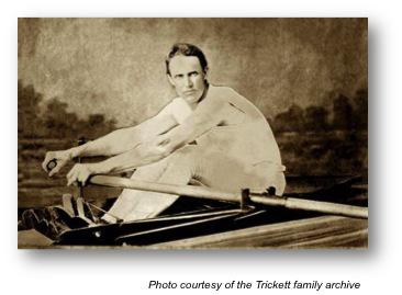 "Edward ""Ned"" Trickett – World Champion Sculler"