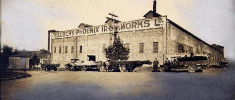 Tulloch's Phoenix Iron Works Ltd