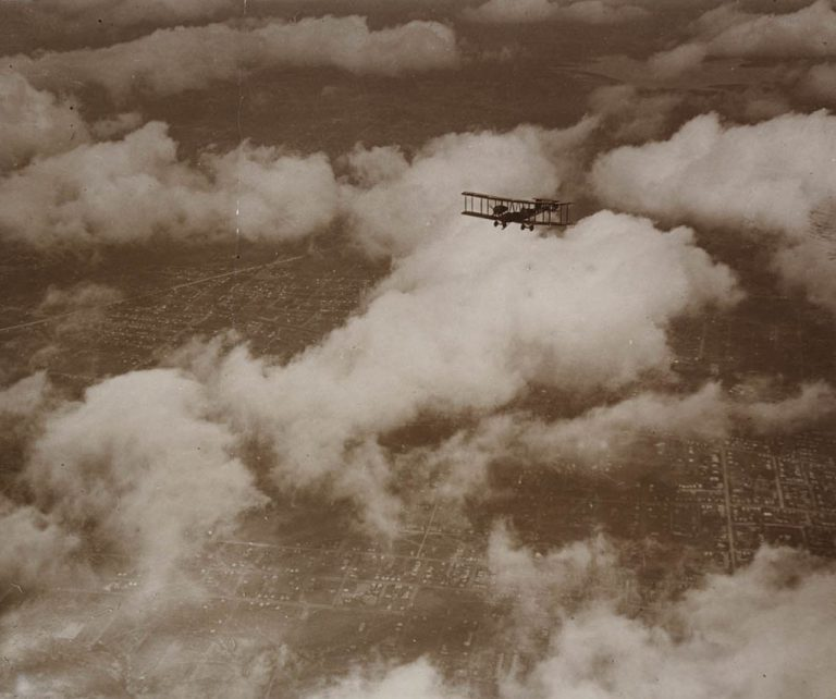 The Great Air Race of 1919