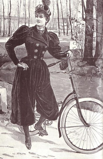 Bloomers and Bicycles
