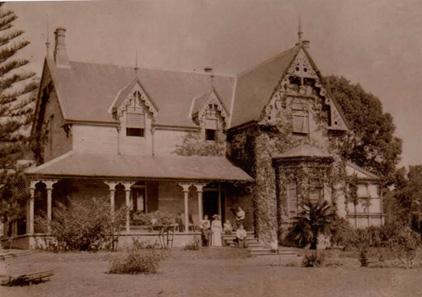 """Wymston"", Blackwall Point Road, Chiswick"