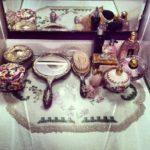 Dressing table set