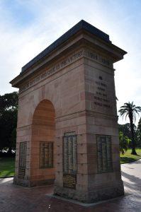 War Memorial Burwood Park