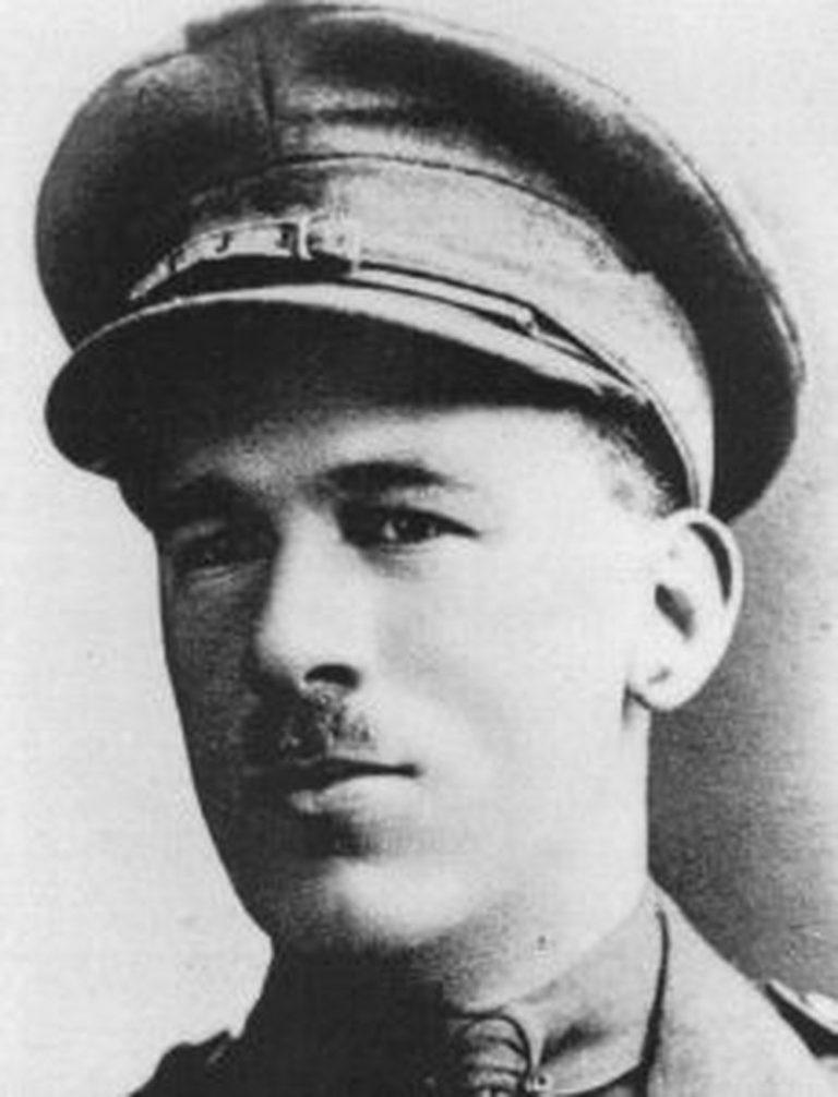 Lieutenant Clifford Peel – Providing a Blueprint for the RFDS