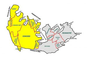 Map-of-Suburbs-of-CCB drawing