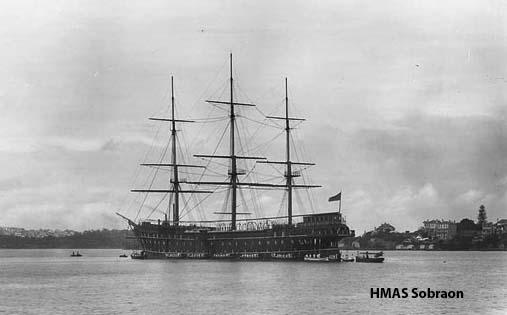 HMAS Sobraon